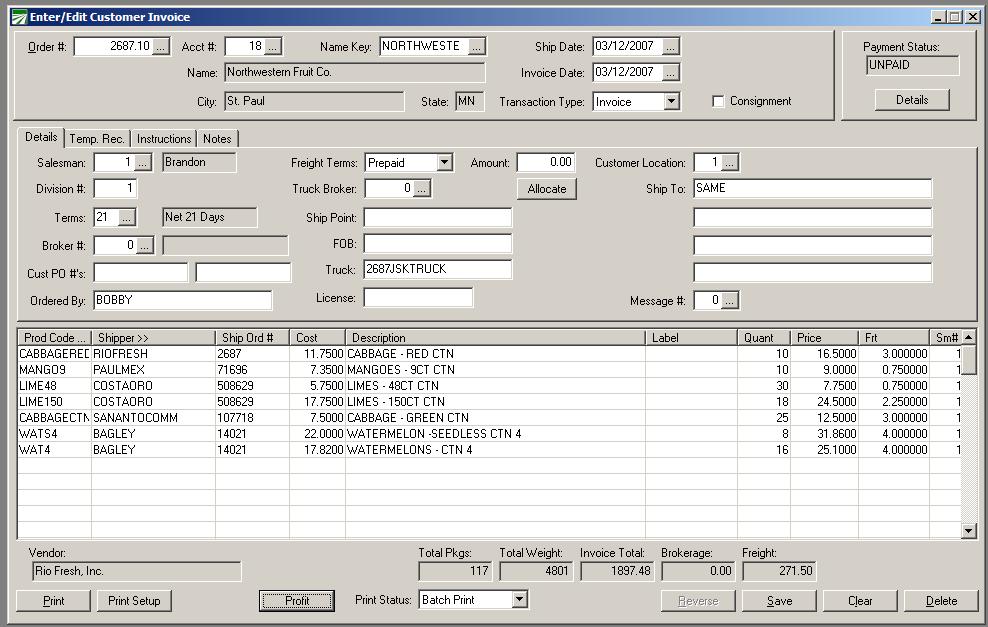 Broker office software