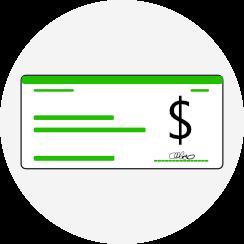 Ag Payroll Icon